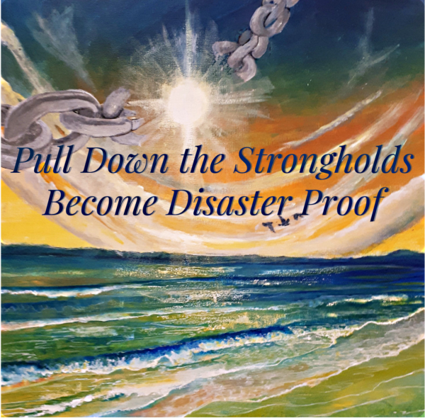 pull down the stronghold